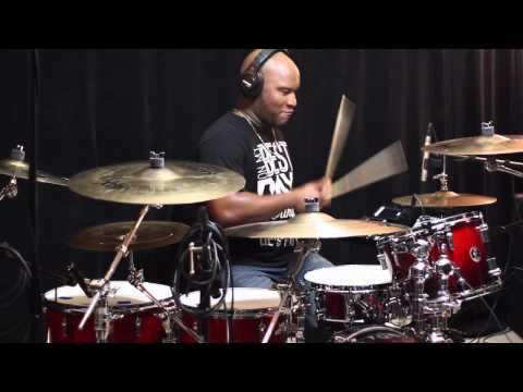 Glorious (BJ Putnam) Drum Cover- Jontue Turner