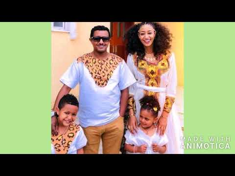 BEST FAMILY PHOTOS WITH ETHIOPIA TRADITIONAL CLOTHES