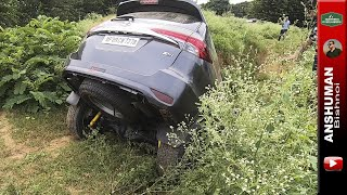 Fortuner, Gurkha, V-Cross, Gypsy: Trying the pit obstacle at ORAZ