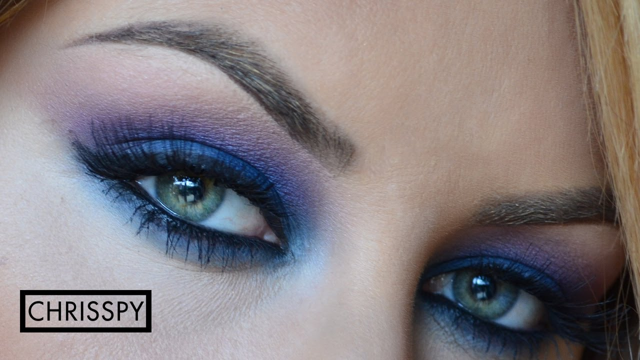 Smokey eye tutorial youtube choice image any tutorial examples blue smokey eyes tutorial youtube baditri choice image baditri Gallery