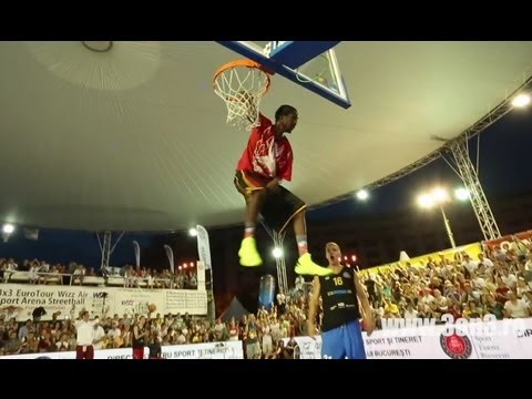 """Team Flight Brothers Presents   Sick Dunk Show   5'5"""" Porter Maberry, Kristaps, SHAL  & JusFLY"""