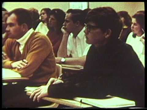 Occupation: Student — a 1969 UCR Promotional Video