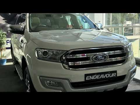 All New Ford Endeavour | Latest model |2017-2018