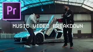 Travis Scott beibs in the trap ft. NAV (Music Editing Breakdown Ep. 1) (Premiere Pro CC )