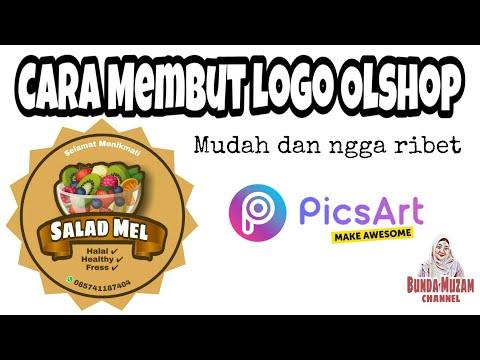 Cara Desain Logo Usaha atau bisnis di Android - Pixellab Terima kasih sudah klik video dari Channel .