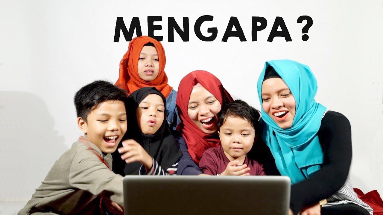 Gen Halilintar Reaction Mengapa Official Music Video Youtube