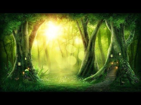 Enchanted Healing Forest Meditation Healing Sleep  Sleep Meditation Chakra  132