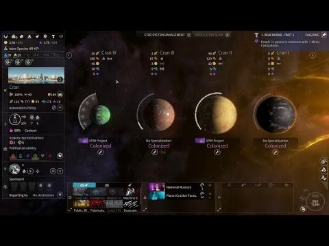 Endless Space 2: Пощупаем Римборнов