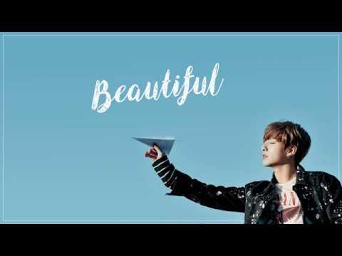 BTS Jungkook – Beautiful (cover) [Han Rom Eng lyrics]