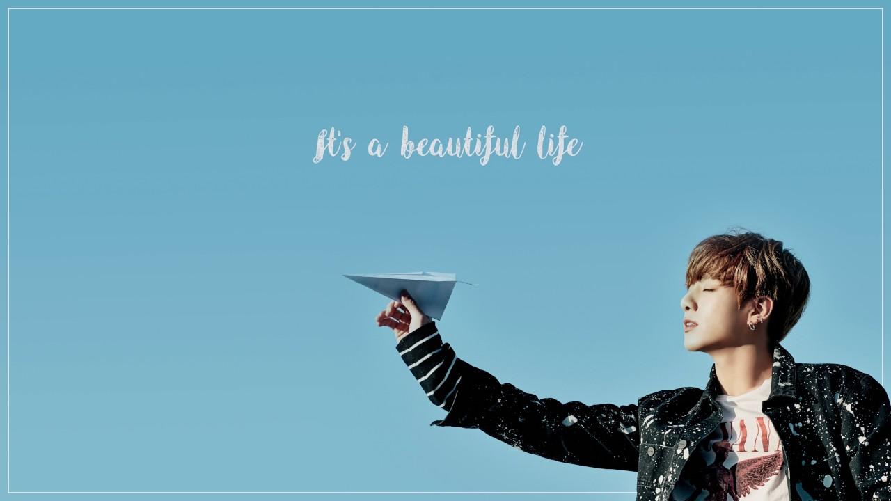 Bts Cute Wallpaper Bts Jungkook Beautiful Cover Han Rom Eng Lyrics