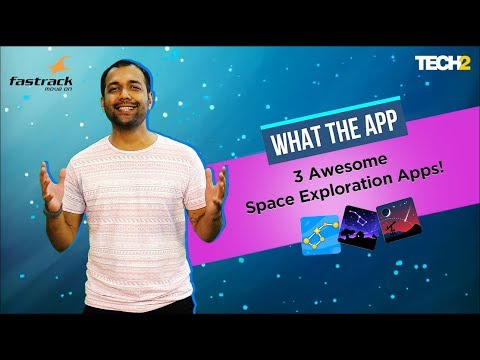 3 Awesome Space Exploration Apps | What The App