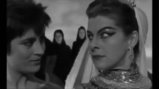 """Clytemnestra's Death"" & ""Exodus""(Electra, Cacoyannis) - M. Theodorakis"