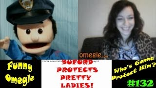omegle funny moments in chat roulette   buford protects the pretty ladies