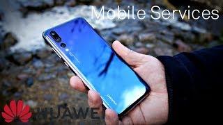 Huawei P20 Pro Feature Focus - Huawei Mobile Cloud