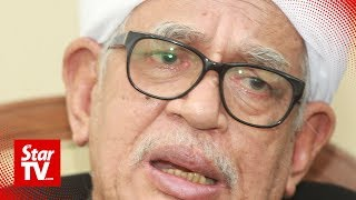 Hadi recalls PAS' conditions in partnership with BN in 70s