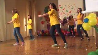 Танец под песню Enrique Iglesias - Bailiando