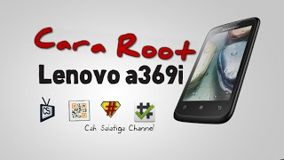 Repeat youtube video Cara Root Lenovo a369i