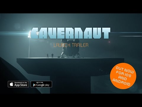 CAVERNAUT - Out now for iOS and Android