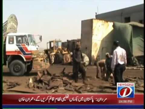 Gadani ship breaking report