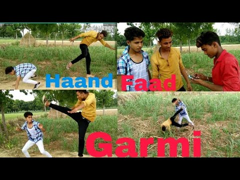 Haand Faad Garmi Kill The Tension Yaaro (ktty) K.fk.f.k.shayari