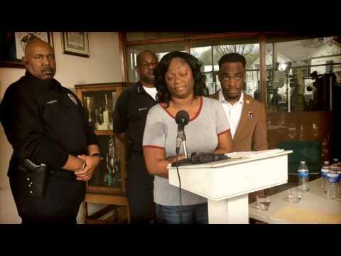 Mother of slain Brighton teen speaks