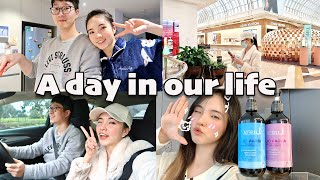 Sunday vlog 🌦 ថ្ងៃនឹងចែEveនិងប្តីទៅណានឹង? A day in our life   Melbourne - អូស្ត្រាលី 🇦🇺   grocery 🛒