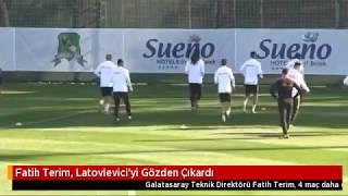 Fatih Terim, Latovlevici