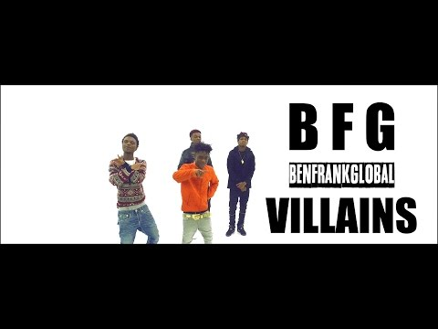 BFG - Villains | Shot By: Street Classic Films | (Prod By: @94stonez)