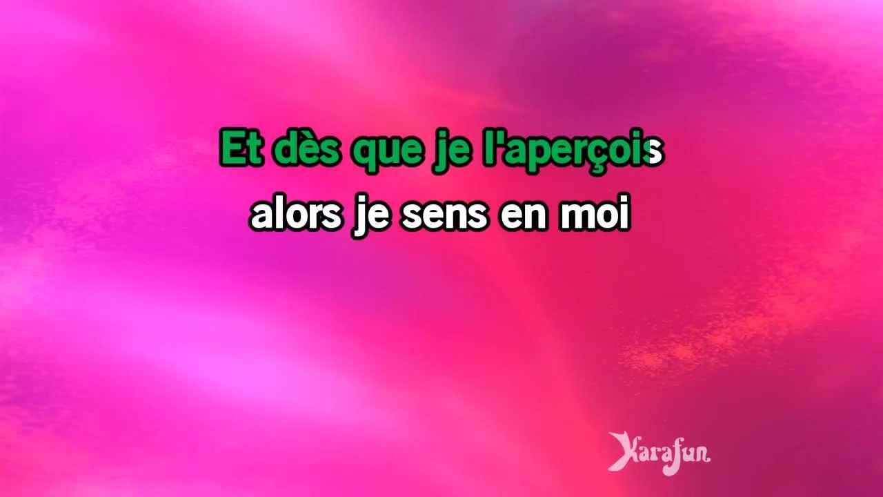 Karaoké La vie en rose - Edith Piaf *
