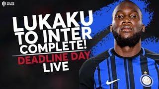 MAN UTD Transfers: Deadline Day Live Stream