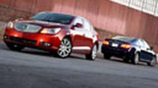 2010 Buick LaCrosse vs. 2009 Lexus ES 350 | Comparison Test | Edmunds.com