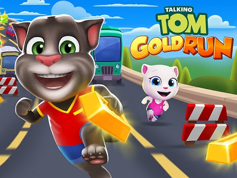talking tom course l 39 or partie n 1 en direct meilleur score 318274 netrox gaming. Black Bedroom Furniture Sets. Home Design Ideas