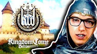 UCZYŁEM SIĘ FECHTUNKU! | KINGDOM COME #1
