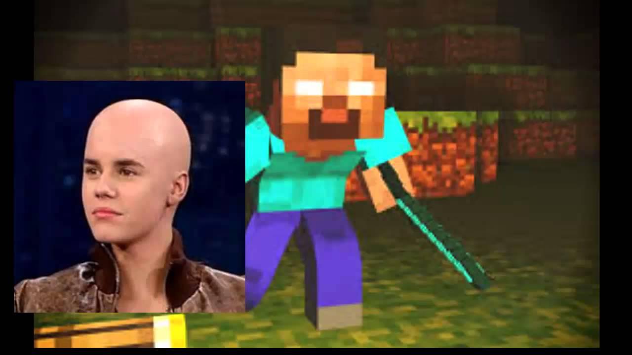 Los monstruos de minecraft en la vida real youtube for Videos de minecraft en la vida real
