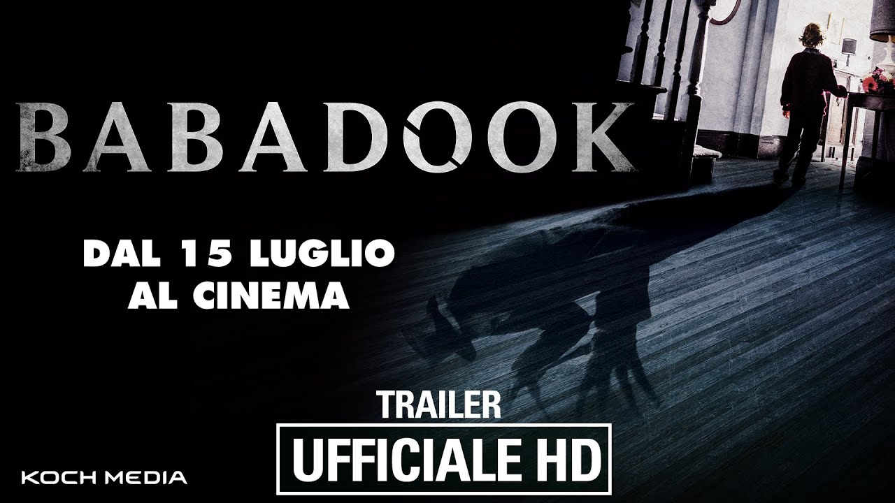 Babadook - Trailer ITA Ufficiale HD | Film Horror