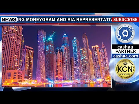 Cashaa, Ripple & Stellar alongside MoneyGram and Ria at GMTS Dubai