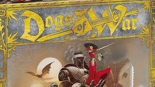 Dogs of War Board Game Review & How to Play - GamerNode Tabletop
