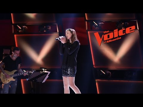 Artemisa Mithi – Make it rain – Audicionet e Fshehura – The Voice of Albania 6