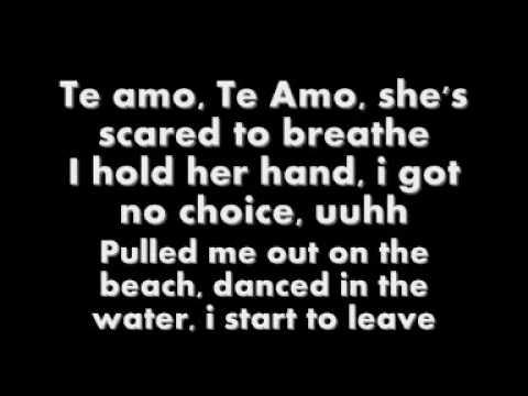 Te Amo-Rihanna Lyrics