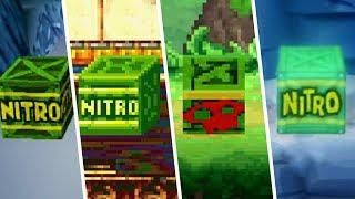 Evolution of the NITRO in Crash Bandicoot Games (Updated)