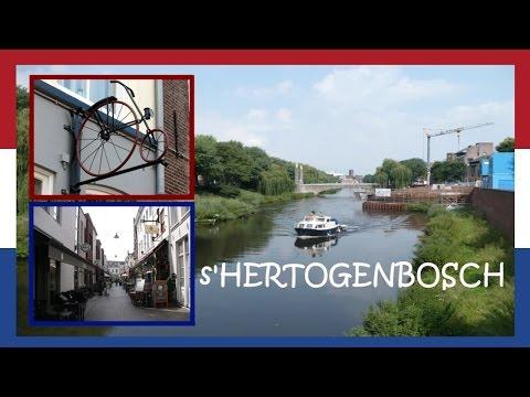 's-Hertogenbosch, The Netherlands in a nutshell