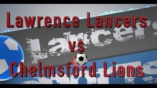LHS Boys Soccer vs Chelmsford 2019