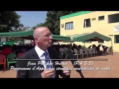 Lancement Mutuelle des Artisans de Côte d'Ivoire (Zone de Bouaké) Avril 2016