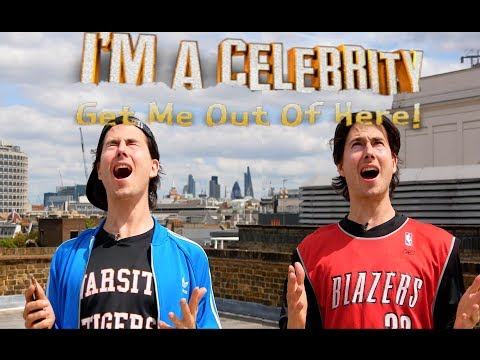 I'M A CELEBRITY GET ME OUT OF HERE! (IN LONDON)