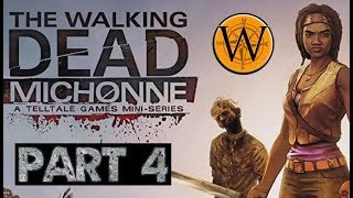 The Walking Dead: Michonne, Part 4, Wetting your Pants!