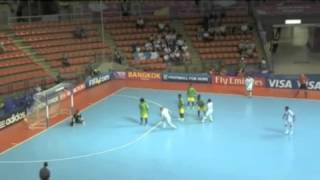 FIFA Futsal World Cup 2012 | Solomon Islands 4 - 3 Guatemala