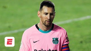 Lionel Messi's leaked Barcelona contract is 'ABSOLUTE SHENANIGANS' - Gab Marcotti | ESPN FC