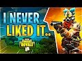 I NEVER LIKED IT.. Feat. Mike Evans (Fortnite Battle Royale)