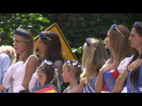 German-American Steuben Parade 2014 (Documentary)