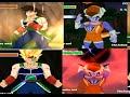 Dragon Ball Z Tag Team Mods Bardock Ssj Vs Chilled ...